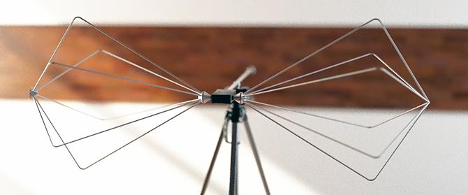 Фон для антенны